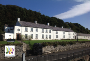 restoration and regeneration of the Manor House as an island resource